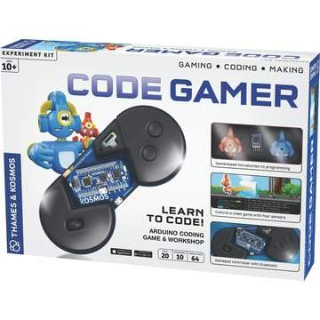 Code Gamer prize